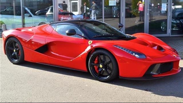 """Ferrari LaFerrari tìm chủ mới với giá khiến """"nhà giàu cũng khóc"""""""