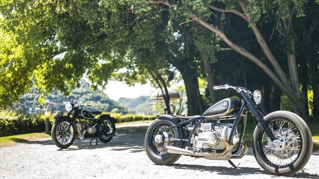 BMW R5 Hommage: Tái hiện một huyền thoại của làng mô tô