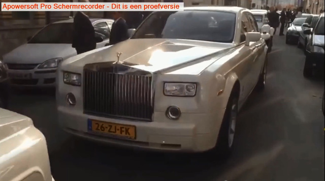Rolls-Royce Phantom đời cũ