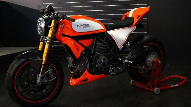 5 chiếc Ducati Scrambler độ đẹp nhất thế giới