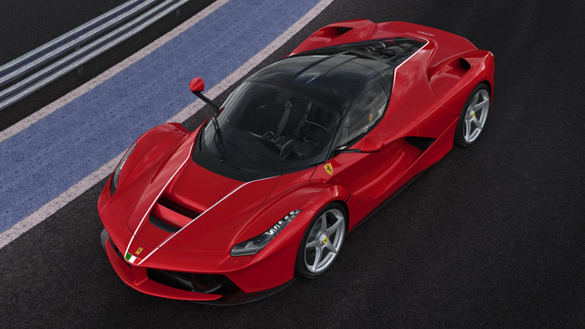 Ferrari LaFerrari thứ 500 xuất xưởng lập kỷ lục về giá bán