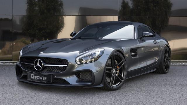 """Hãng độ chuyên xe BMW """"đổi gió"""" với Mercedes-AMG GT"""