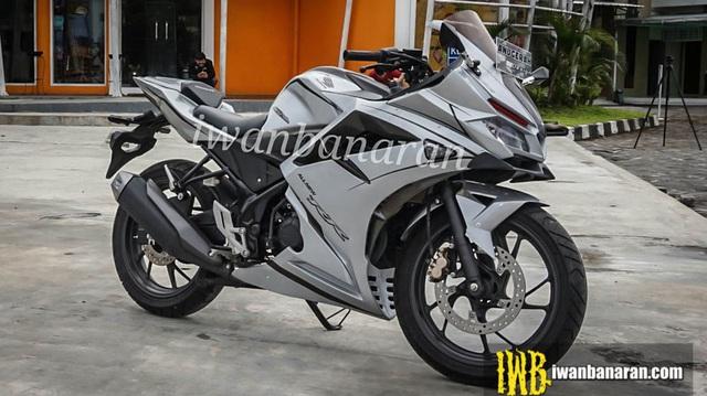Honda CBR150R độ thành CBR250RR 2016 với chi phí cực thấp