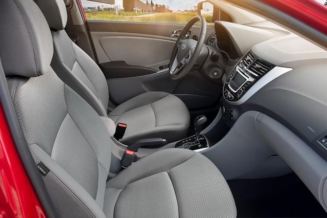 Có thể nói, Hyundai Accent Value Edition 2017 là mẫu xe trị giá dưới 18.000 USD được trang bị khá đầy đủ tại thị trường Mỹ.