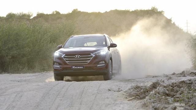 Hyundai Tucson mới giành giải thưởng của Hiệp hội ô tô Mỹ