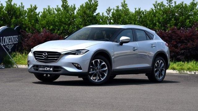 """Xe người Việt """"phát thèm"""" Mazda CX-4 có giá 473 triệu Đồng"""