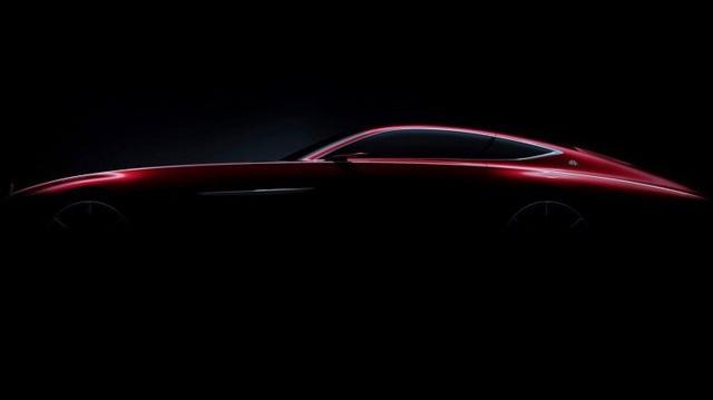 Mercedes-Maybach sắp ra mắt xe coupe siêu sang mới, dài gần 6 mét
