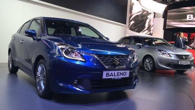 Suzuki Baleno bán chạy hơn cả Hyundai Elite i20 và Honda Jazz
