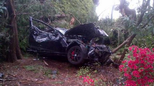 Lái Mercedes-AMG C63 Coupe gây tai nạn ở 250 km/h, 1 năm sau bị bắt