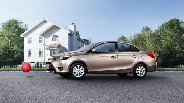 Toyota Vios 2016 chính thức ra mắt tại Việt Nam, giá từ 532 triệu Đồng