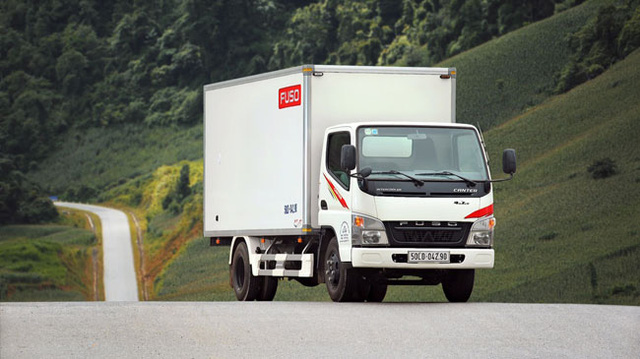 Những con số ấn tượng của nhãn hiệu xe tải FUSO tại Việt Nam