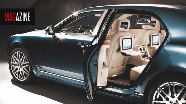 Mulliner và câu chuyện đằng sau những kiệt tác của Bentley