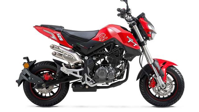 Đối thủ Honda MSX125, Benelli TNT125 chốt giá 42 triệu Đồng