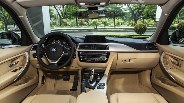 BMW 320i phiên bản 100 năm giá 1,658 tỉ dành riêng cho khách hàng Việt