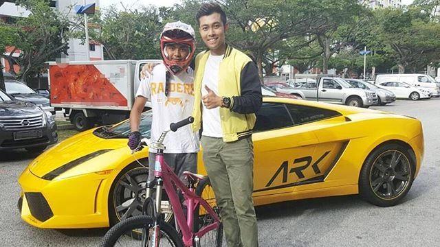 Phá hoại siêu xe Lamborghini Gallardo, cậu bé 15 tuổi tại Singapore nhận cái kết bất ngờ