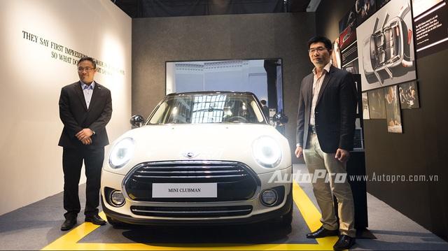 Mini Clubman 2016 chốt giá từ 1,638 tỷ Đồng tại Việt Nam