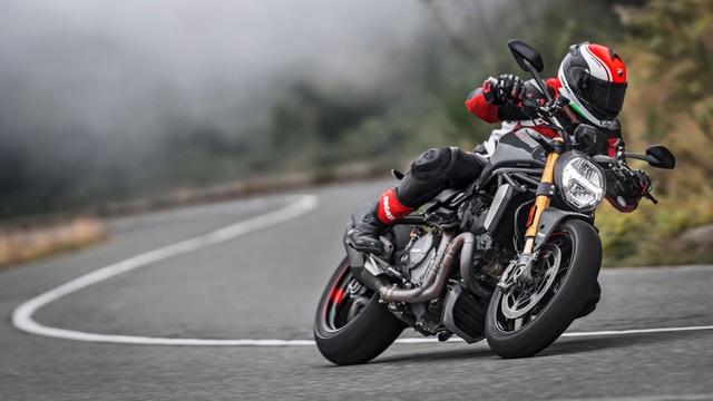 """""""Quái vật"""" Ducati Monster 1200 2017 ra mắt, giá từ 321 triệu Đồng"""