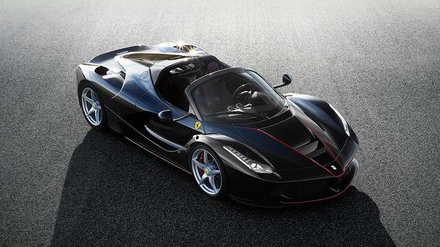 """Chưa ra mắt, Ferrari LaFerrari Spider đã """"cháy hàng"""""""