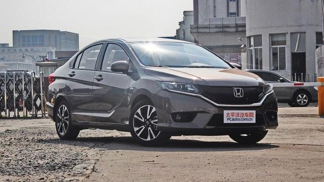 Xem trước thiết kế của Honda City 2017 có thể về Việt Nam