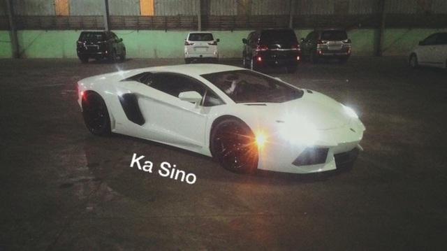 "Thêm một siêu xe Lamborghini Aventador ""chạy thuế"" về Việt Nam"