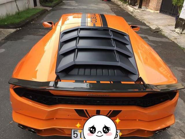 Rao bán Lamborghini Huracan LP610-4 độ gần 15,2 tỷ Đồng tại Sài thành - Ảnh 5.