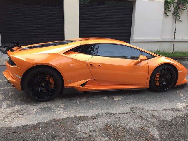 Rao bán Lamborghini Huracan LP610-4 độ gần 15,2 tỷ Đồng tại Sài thành - Ảnh 6.