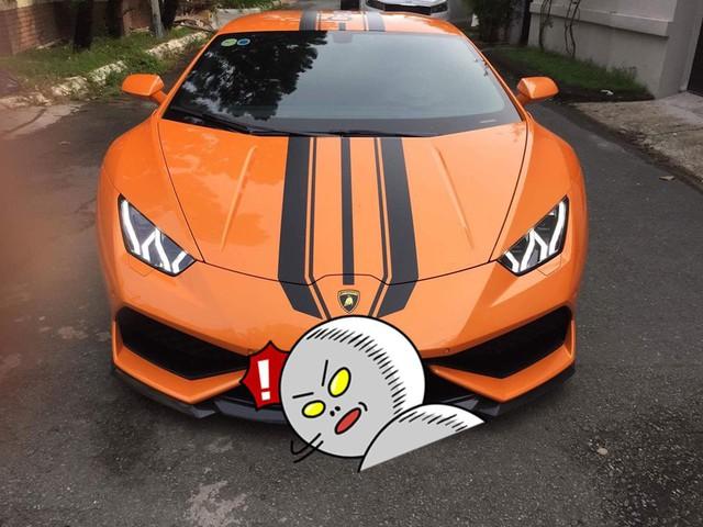 Rao bán Lamborghini Huracan LP610-4 độ gần 15,2 tỷ Đồng tại Sài thành - Ảnh 1.