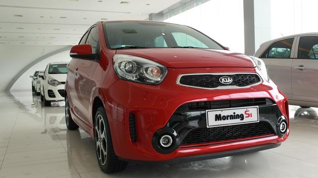 Kia Morning và Mazda2 giảm giá đón thuế TTĐB mới