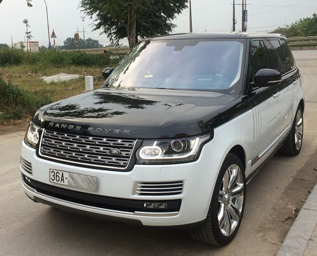 Thêm một đại gia Thanh Hóa tậu Range Rover SVAutobiography 12 tỷ Đồng - Ảnh 2.