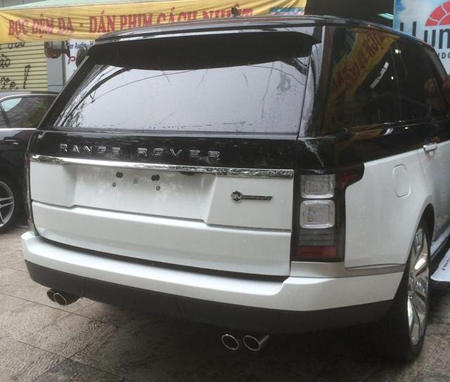 Thêm một đại gia Thanh Hóa tậu Range Rover SVAutobiography 12 tỷ Đồng - Ảnh 4.
