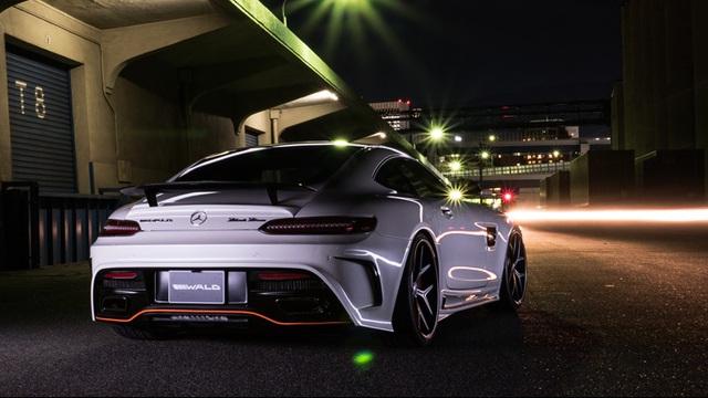 Mercedes AMG GT Black Bison Edition: Khi Mercedes hóa bò rừng