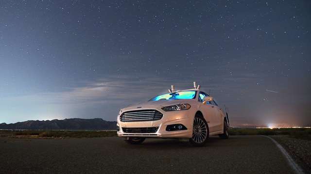 Tương lai giao thông của con người là xe tự lái