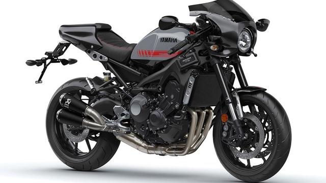 Yamaha XSR900 Abarth bản giới hạn 695 chiếc ra mắt