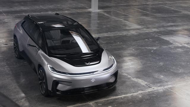 Faraday Future FF 91 - Crossover 1.050 mã lực, ra đời để vùi dập Tesla Model X - Ảnh 3.
