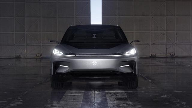 Faraday Future FF 91 - Crossover 1.050 mã lực, ra đời để vùi dập Tesla Model X - Ảnh 8.