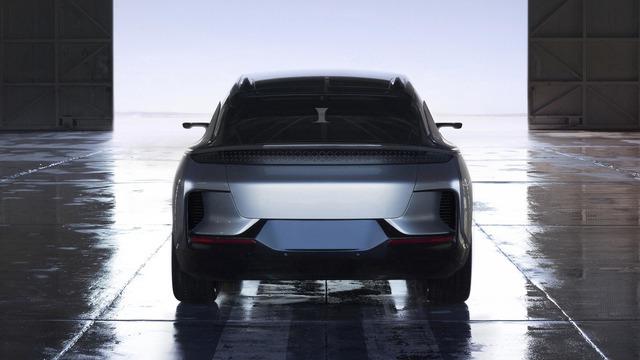 Faraday Future FF 91 - Crossover 1.050 mã lực, ra đời để vùi dập Tesla Model X - Ảnh 13.