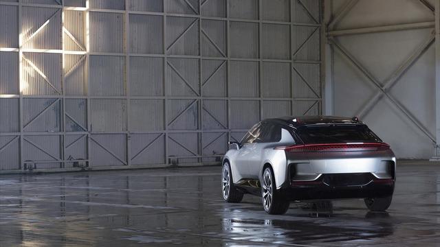 Faraday Future FF 91 - Crossover 1.050 mã lực, ra đời để vùi dập Tesla Model X - Ảnh 15.