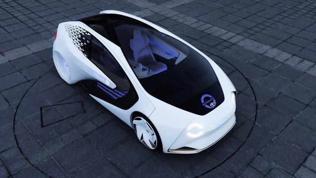 Toyota Concept-i - Xe ý tưởng siêu độc đáo - Ảnh 8.