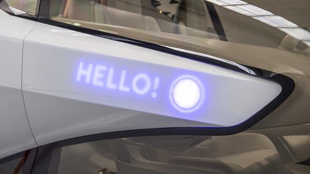 Toyota Concept-i - Xe ý tưởng siêu độc đáo - Ảnh 9.