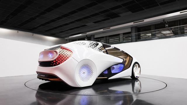 Toyota Concept-i - Xe ý tưởng siêu độc đáo - Ảnh 12.