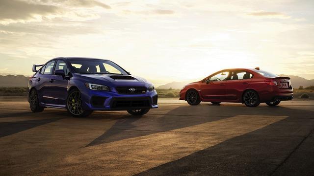 Subaru giới thiệu cặp đôi xe hiệu suất cao WRX và WRX STI 2018 - Ảnh 1.