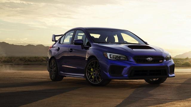 Subaru giới thiệu cặp đôi xe hiệu suất cao WRX và WRX STI 2018 - Ảnh 4.