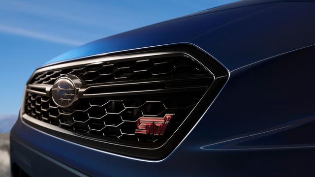 Subaru giới thiệu cặp đôi xe hiệu suất cao WRX và WRX STI 2018 - Ảnh 5.