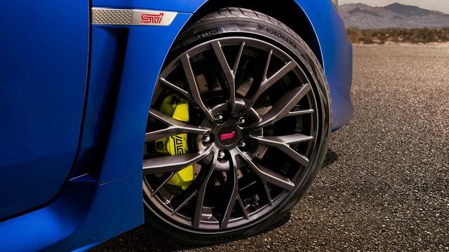 Subaru giới thiệu cặp đôi xe hiệu suất cao WRX và WRX STI 2018 - Ảnh 6.