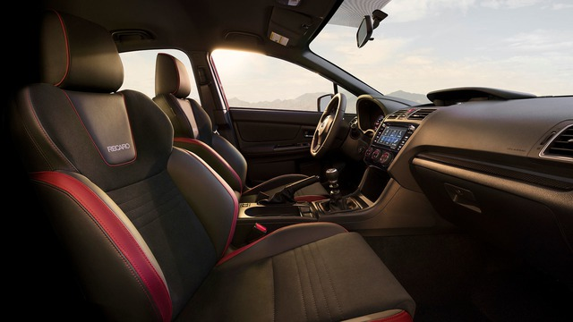Subaru giới thiệu cặp đôi xe hiệu suất cao WRX và WRX STI 2018 - Ảnh 9.