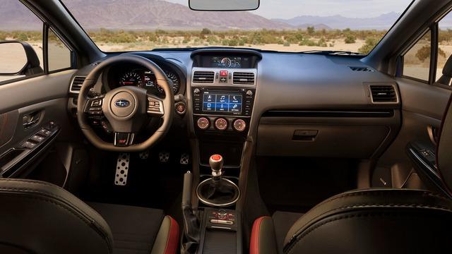 Subaru giới thiệu cặp đôi xe hiệu suất cao WRX và WRX STI 2018 - Ảnh 11.