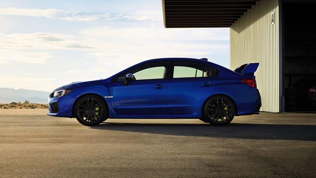 Subaru giới thiệu cặp đôi xe hiệu suất cao WRX và WRX STI 2018 - Ảnh 12.