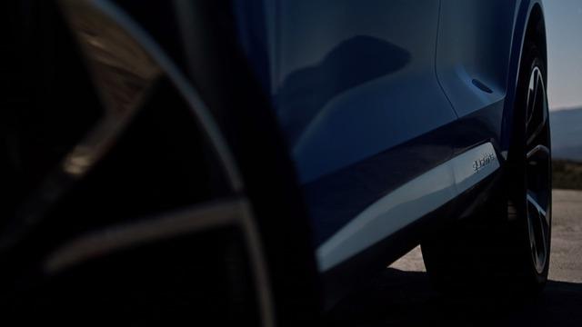 SUV hạng sang Audi Q8 E-tron cạnh tranh với BMW X6 tiếp tục được hé lộ - Ảnh 4.