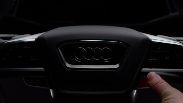 SUV hạng sang Audi Q8 E-tron cạnh tranh với BMW X6 tiếp tục được hé lộ - Ảnh 8.