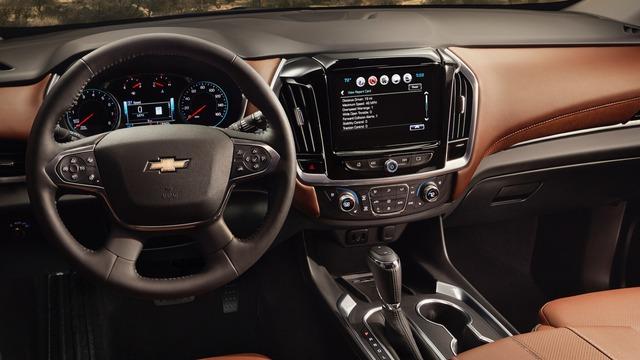 Chevrolet Traverse 2018 - SUV cỡ lớn 8 chỗ cho nhà đông người - Ảnh 7.